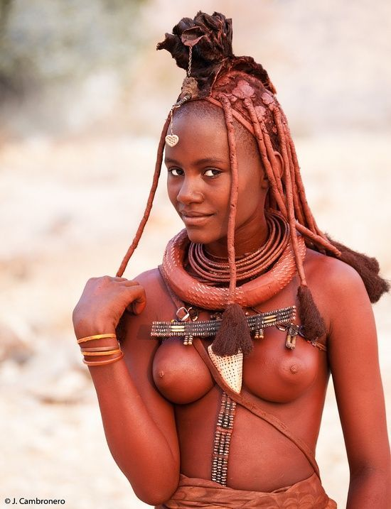 best of African tribe naked
