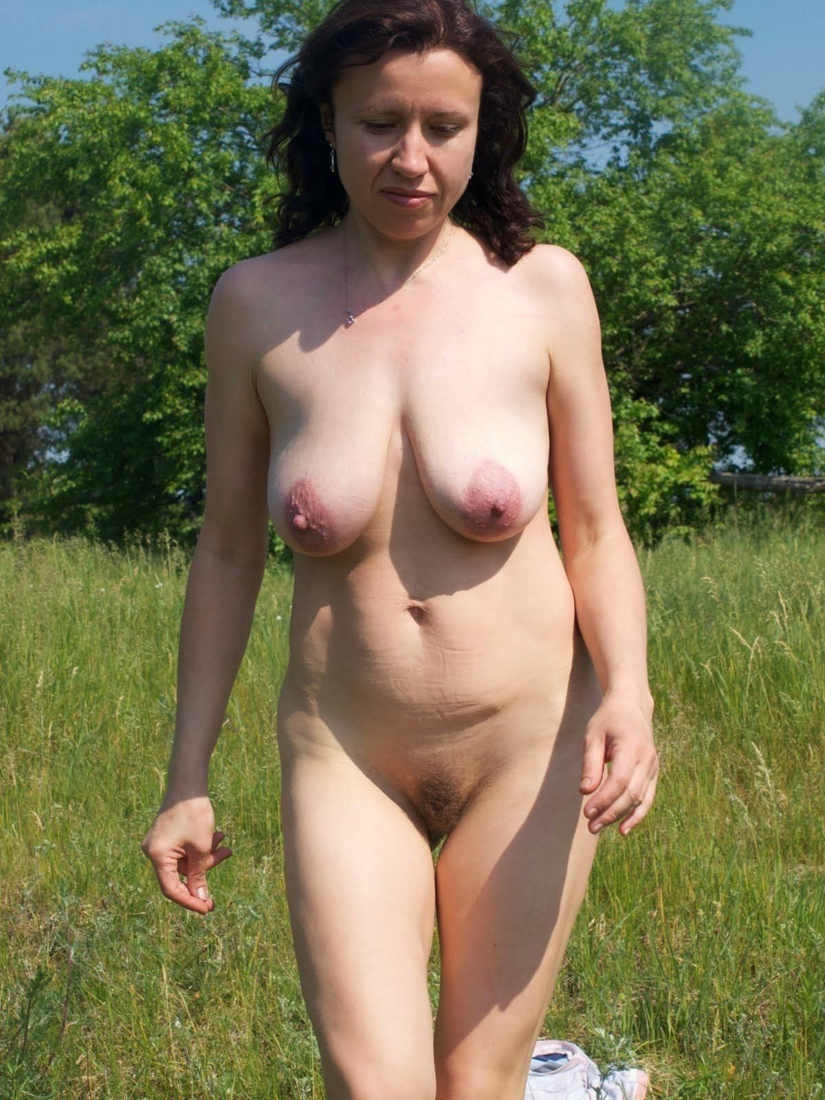 Outdoor nudist