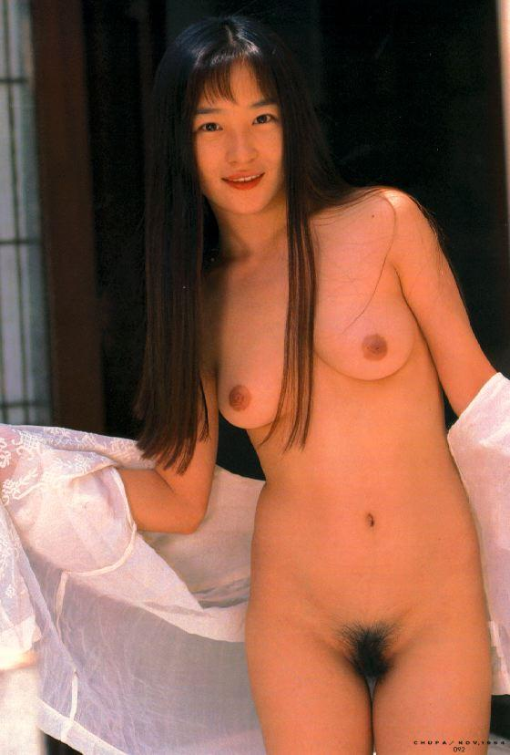 Asian softcore model
