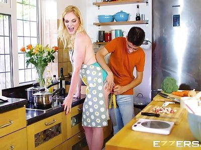 best of The kitchen in Femdom