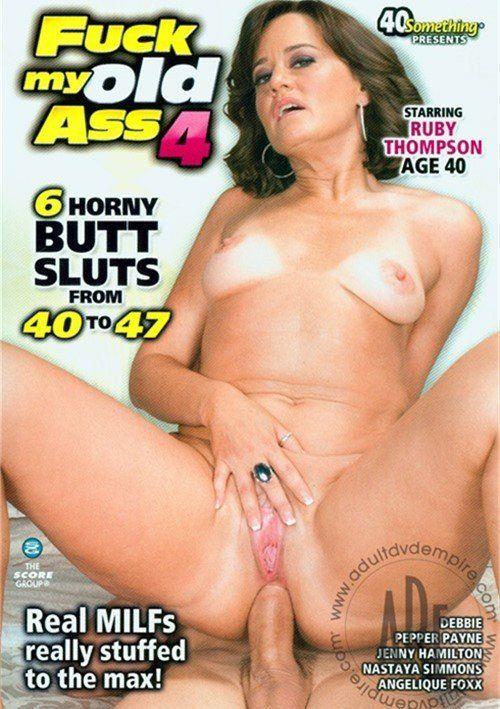 Horny butt sluts fuck