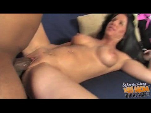 rather curvy ebony milf shakes her huge tits brilliant idea and duly