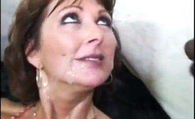 Tango reccomend Amateur wife bbc facial