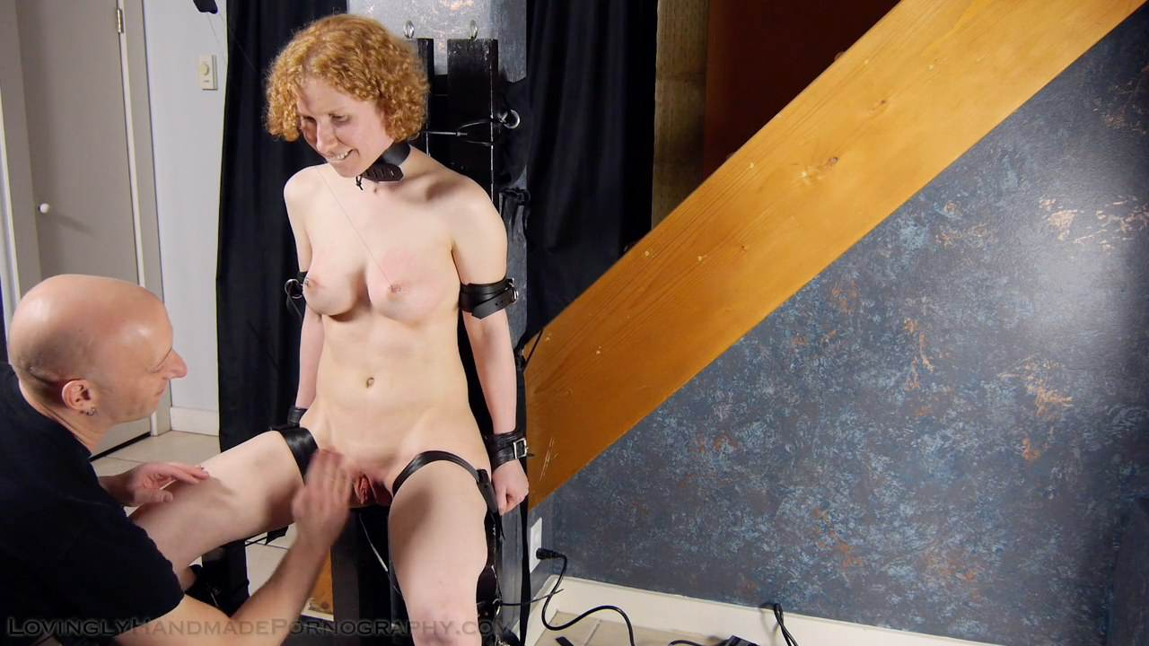 best of Clit bondage hitachi