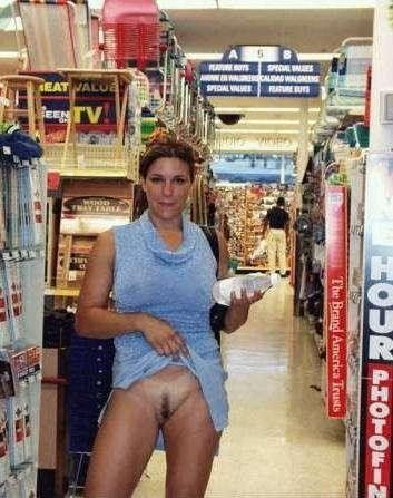 best of In Naked walmart wife