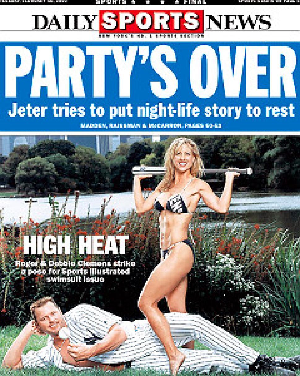 best of Bikini Debbie wife clemens