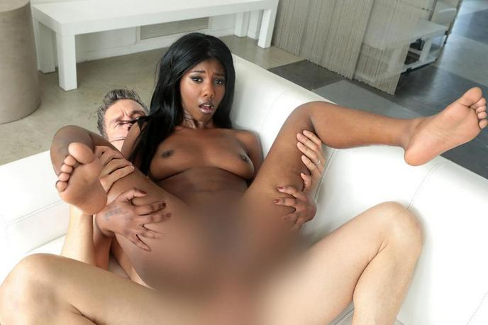 Betta reccomend Ebony anal trailer