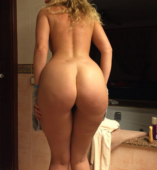 Ass butt wife