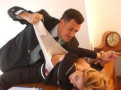 Clothed office