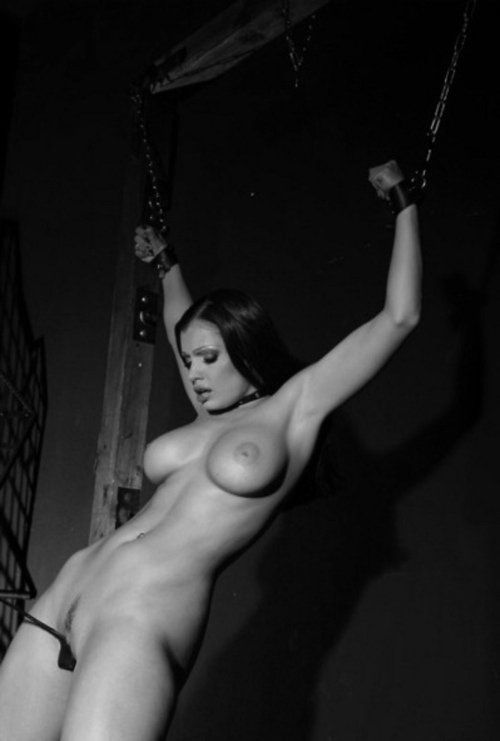 Young string girl nude