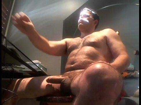 Porn star legs behind head