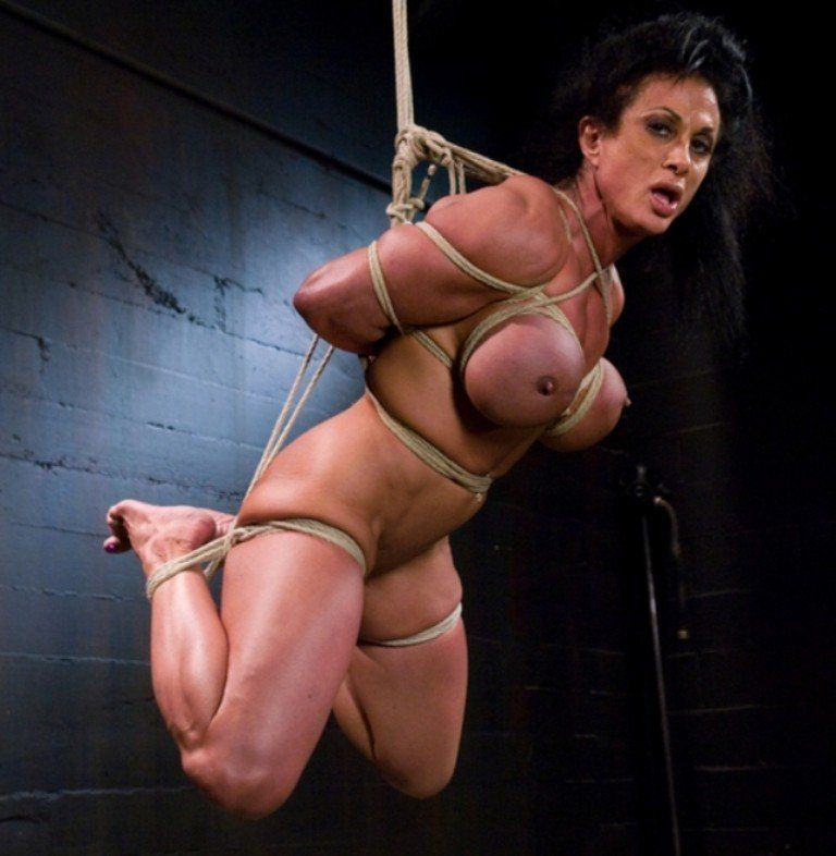 Bitsy reccomend bdsm Muscle girl