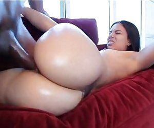 Belle reccomend Ebony latina painful pussy fucked