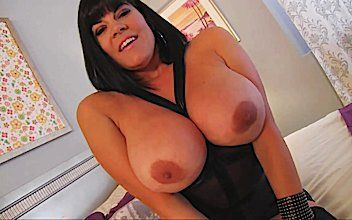 Big nipples solo