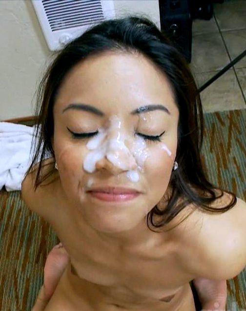 best of Facial orgasm amateur