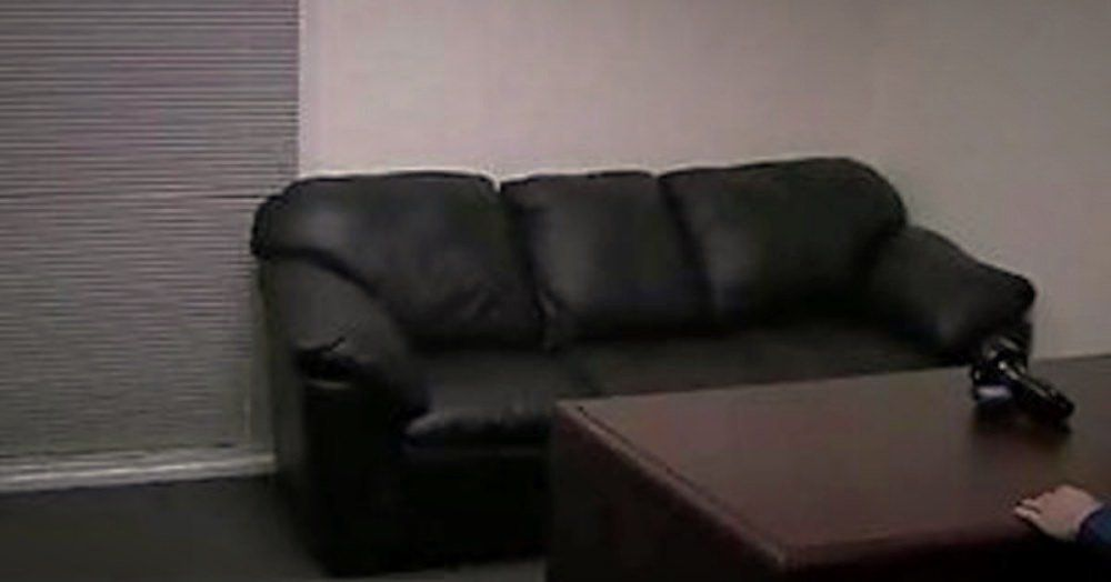 Countess reccomend casting couch black