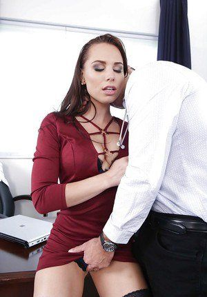 Cattail reccomend office clothed
