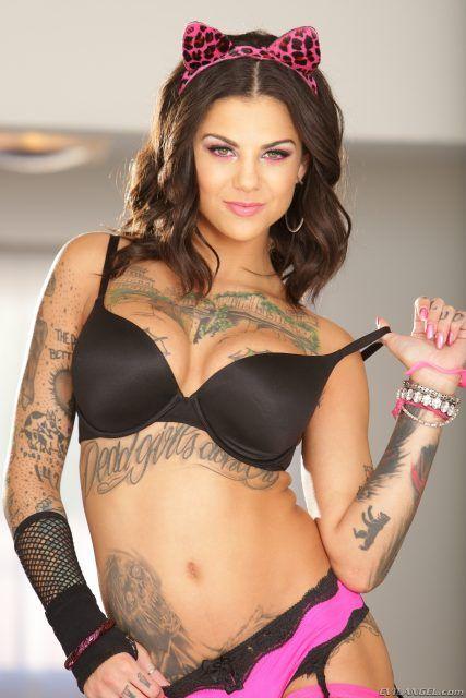 Tattooed women bdsm