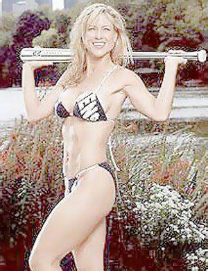 Maple reccomend Debbie clemens bikini wife