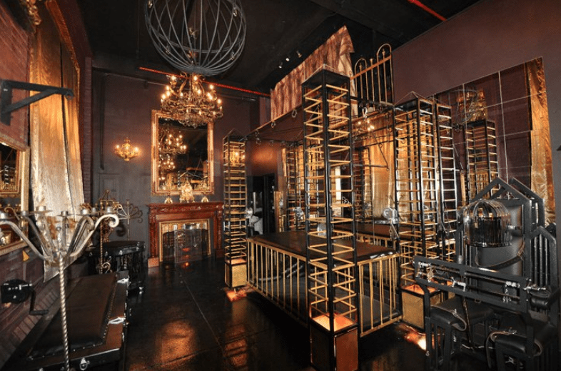 Chanel reccomend Bdsm bed and dungeons chicago il