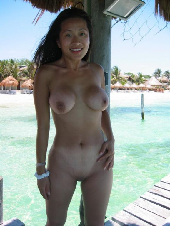 Hot anorexic girl naked