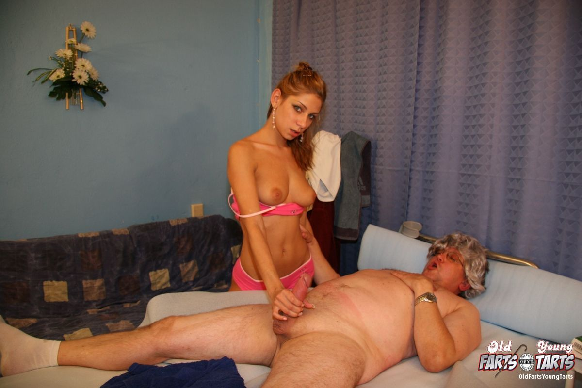 best of Handjob grandpa