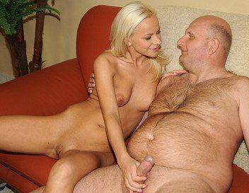 Mature men fuck girls