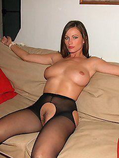 Pantyhose naked masturbate dick orgy