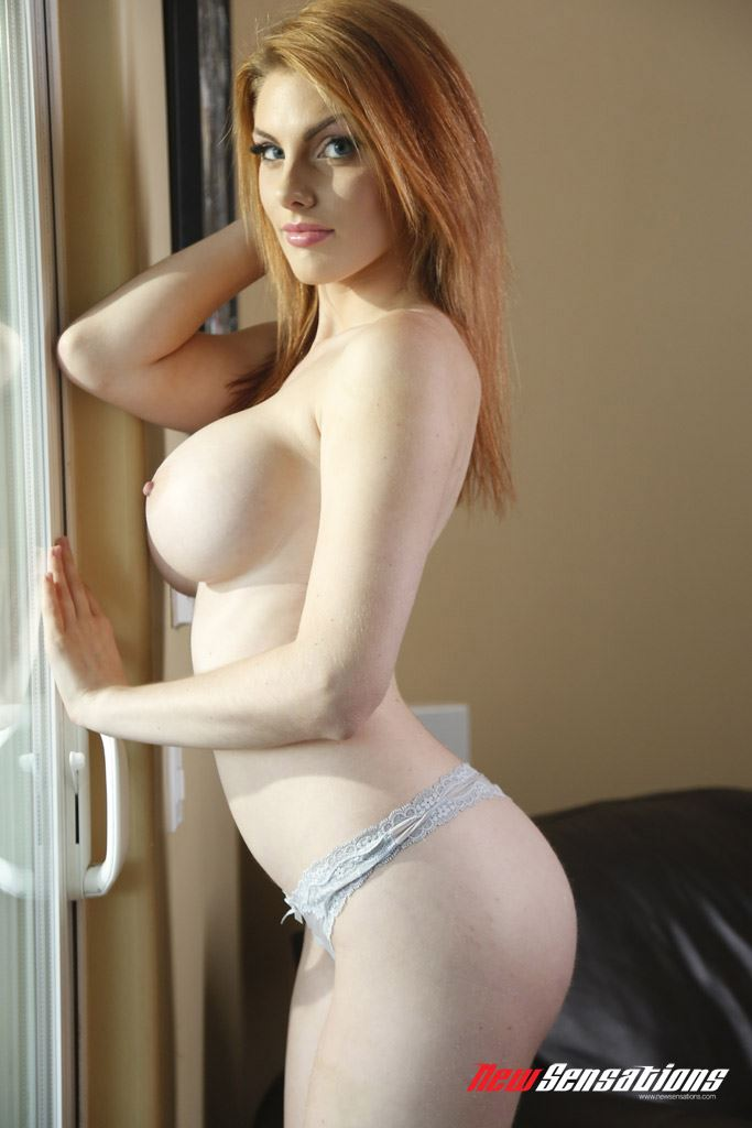 Are tumblr porn redhead busty topic