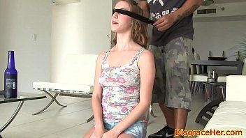 best of Tricked hd blindfolded wife