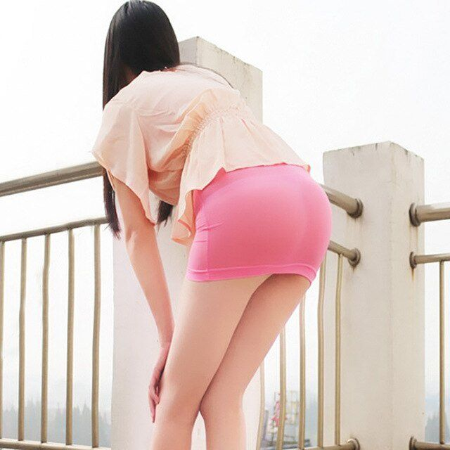 best of In short skirt ass Hot russian