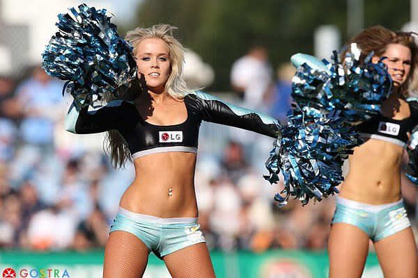 best of Cleavage Sexy college cheerleaders