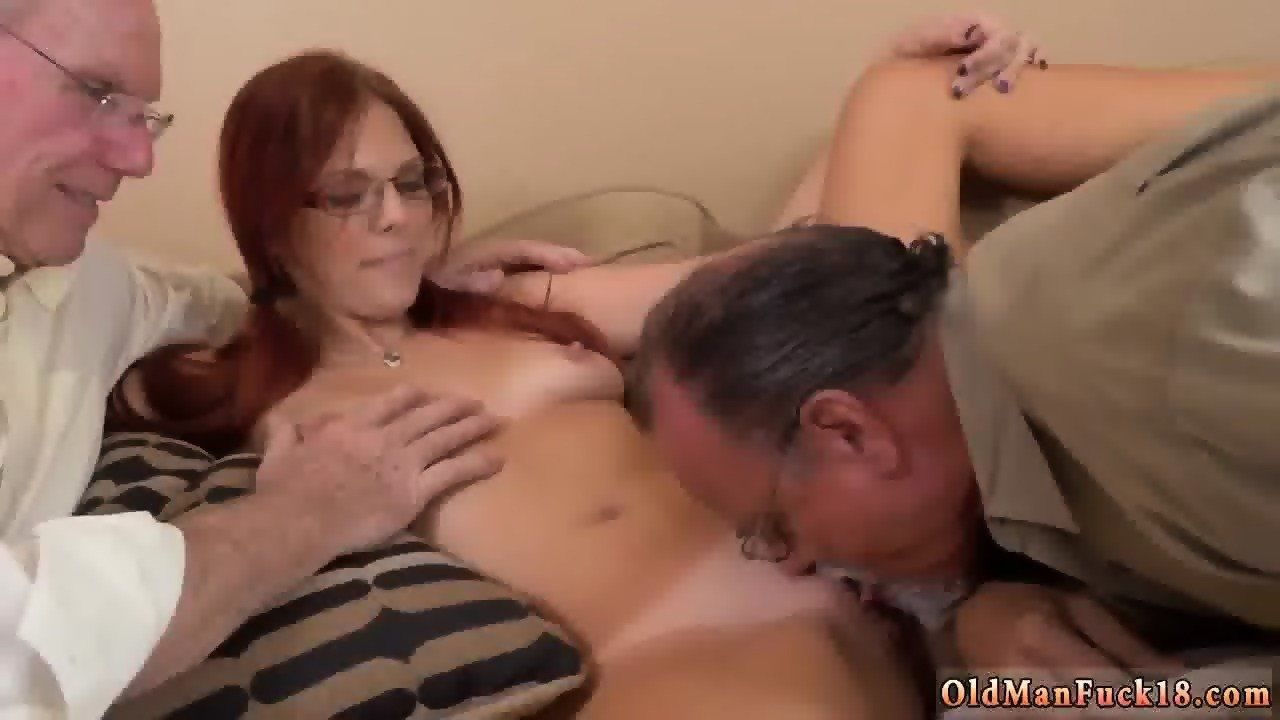best of The Frannkie lady Take Gang And blowjob Old