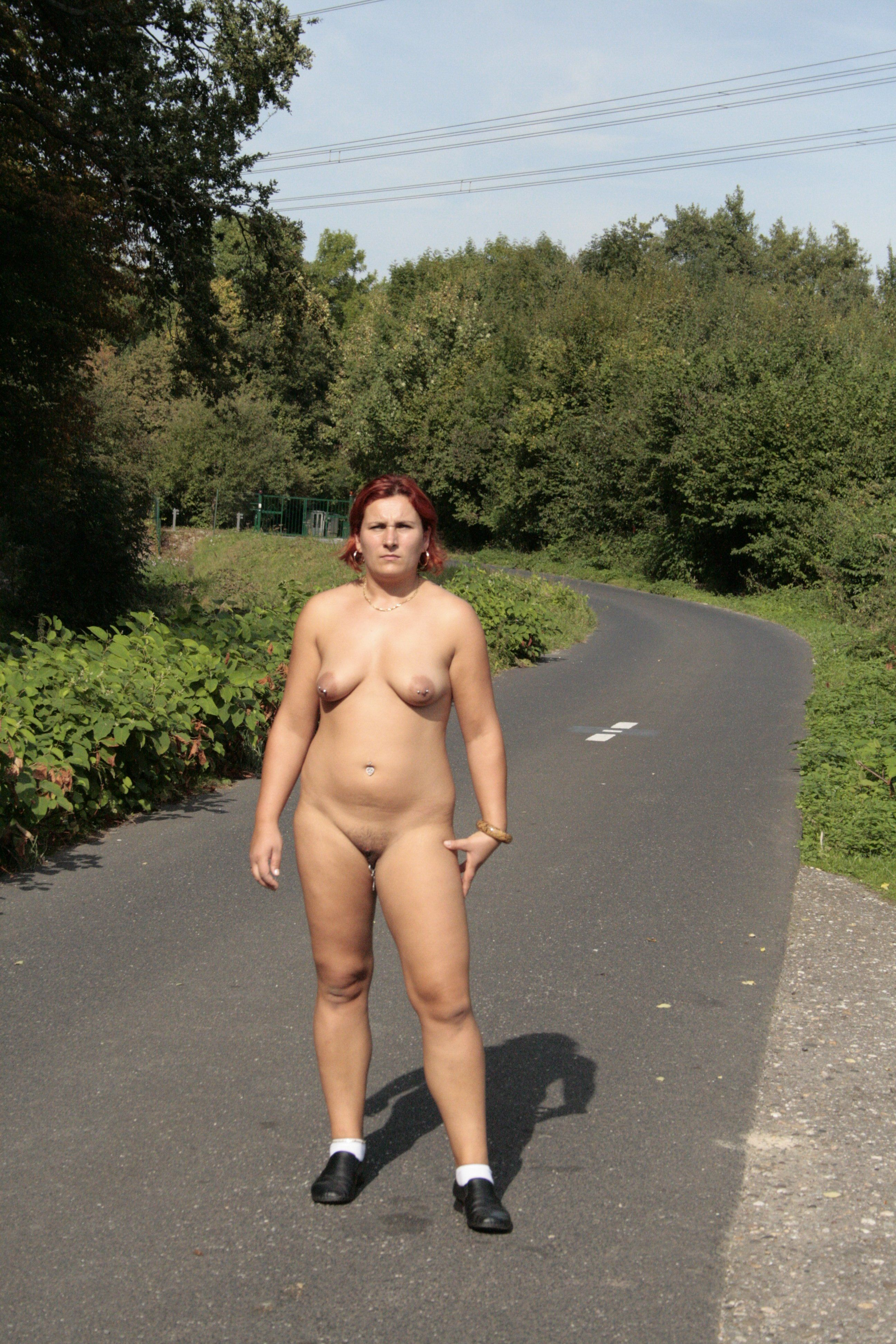 mature lady nudists