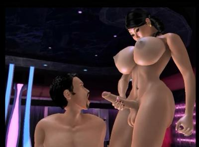 Shemale stripclup vid