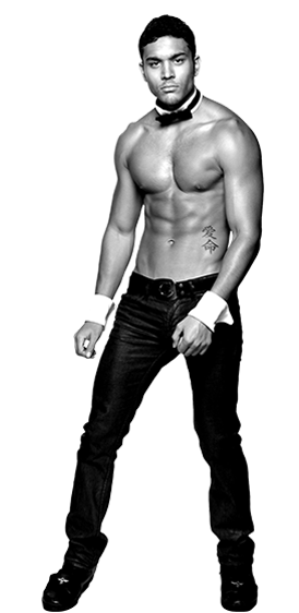 Lifesaver reccomend Chippendales guys naked