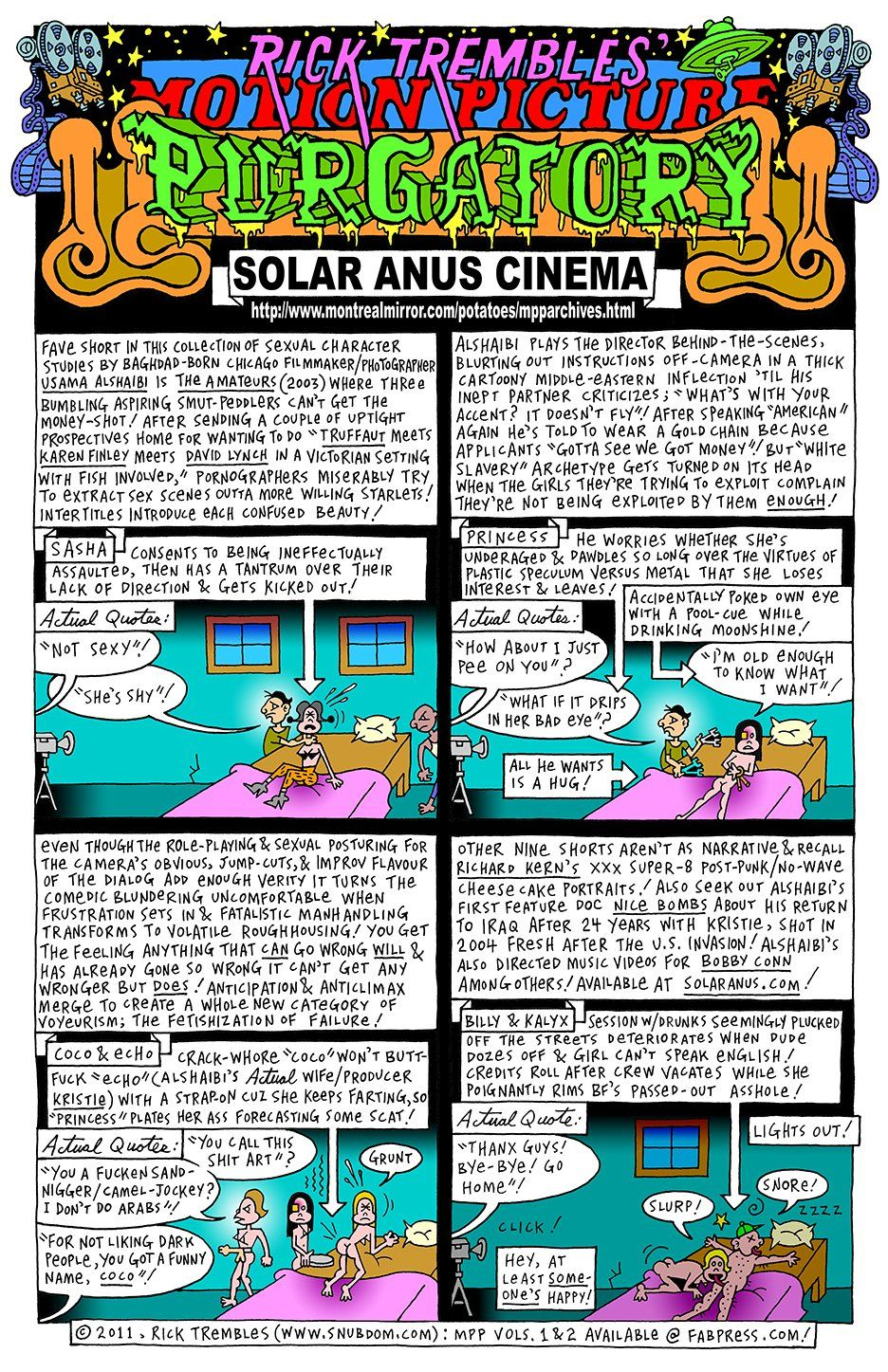 Diamond reccomend Solar anus cinema