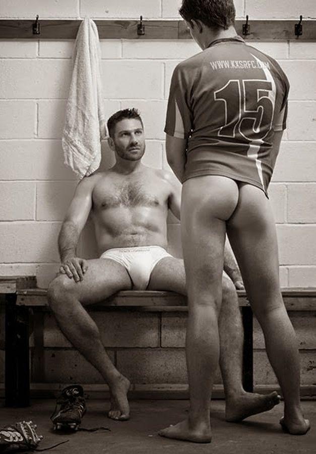 Nackt sauna amateur