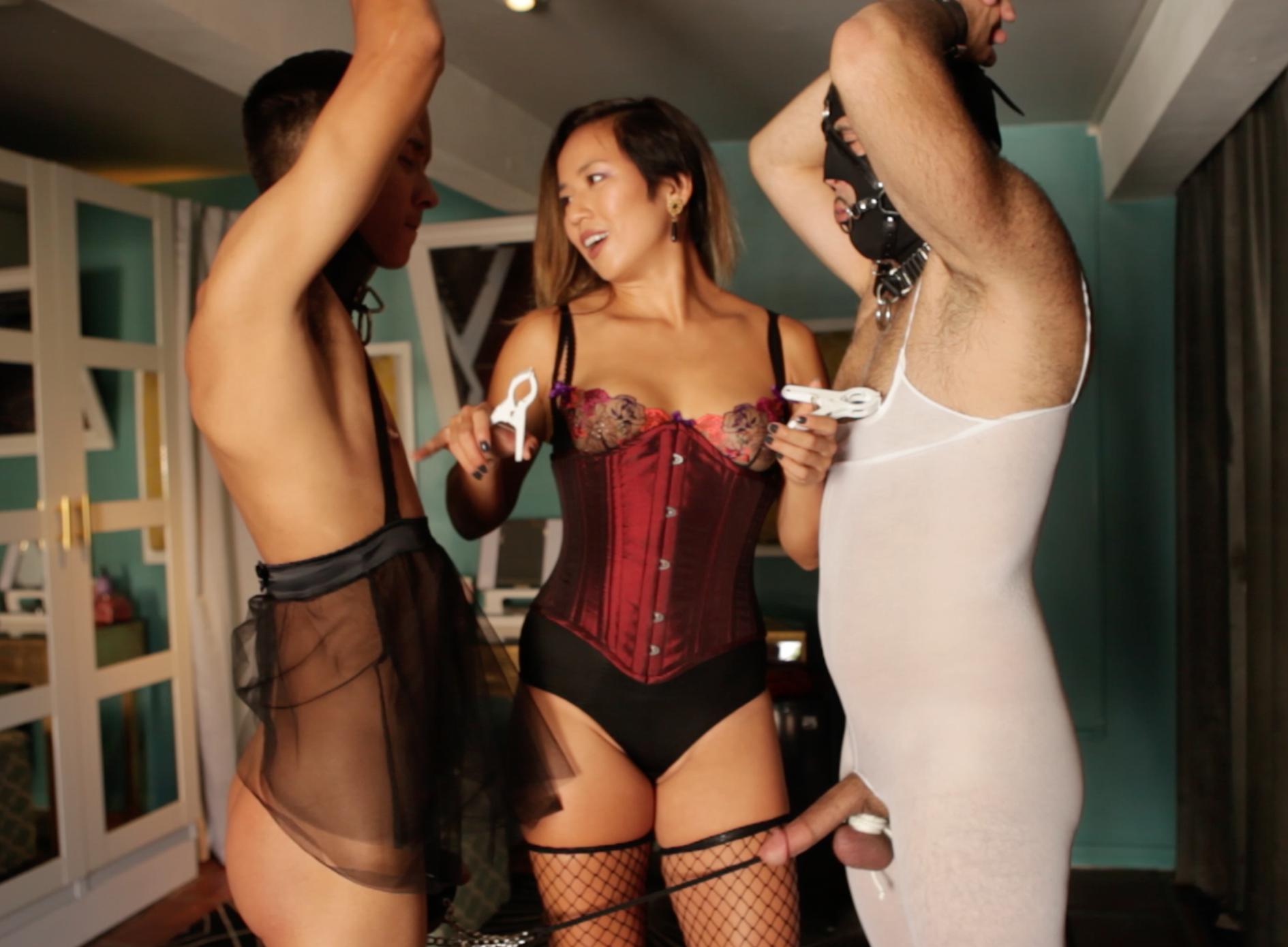 Asian Doninatrix Porn asian mistress nyc . new porn. comments: 1
