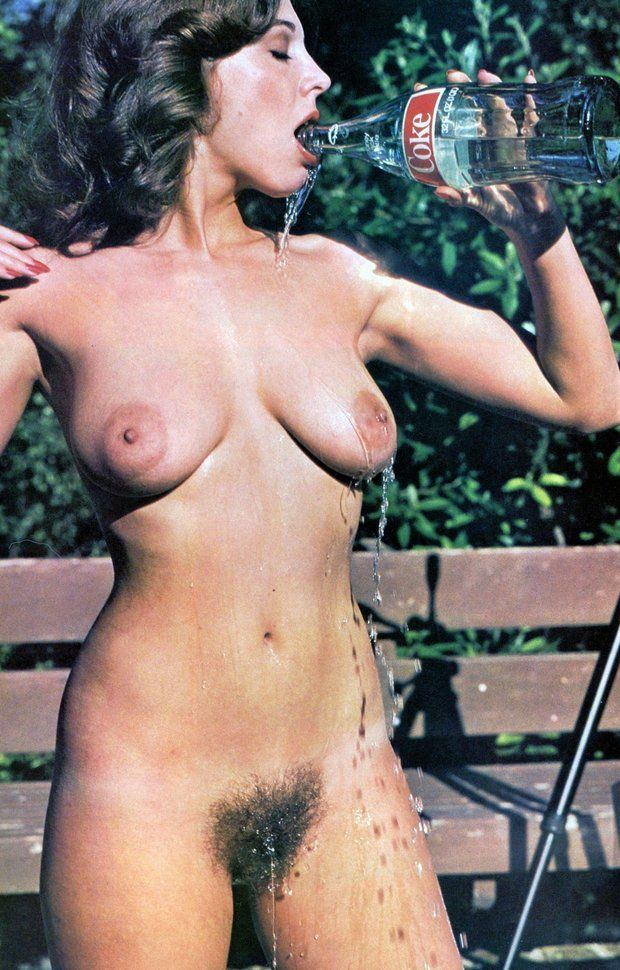 Retro naked woman big tits hairy