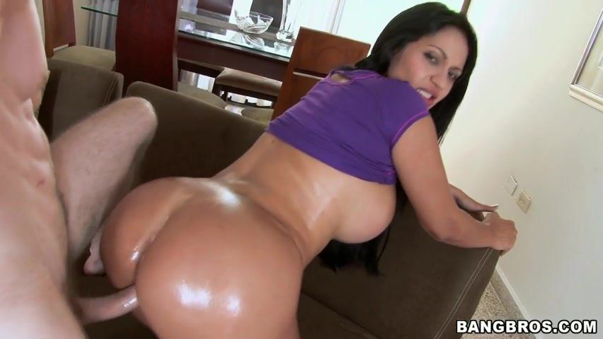 Big round latino ass videos