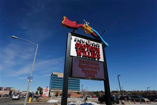 Redvine reccomend Denver strip joints