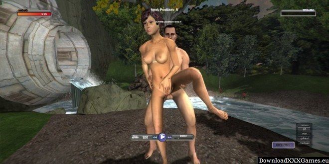 Offsides reccomend 3d nude rpg