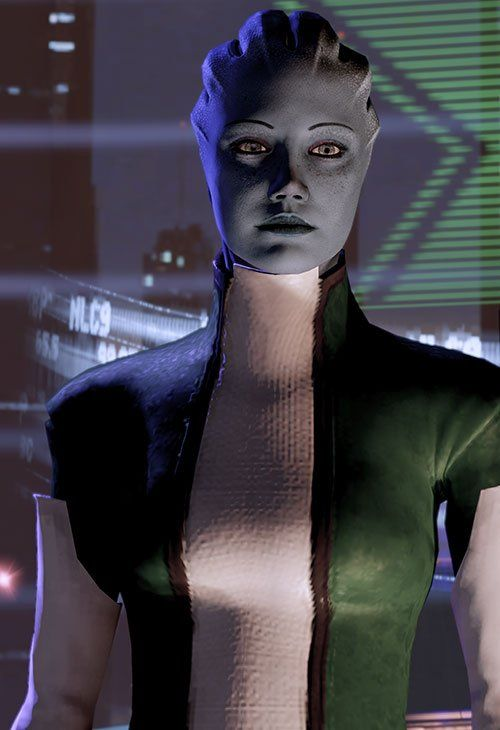 Armed F. reccomend Mass effect 2 erotic
