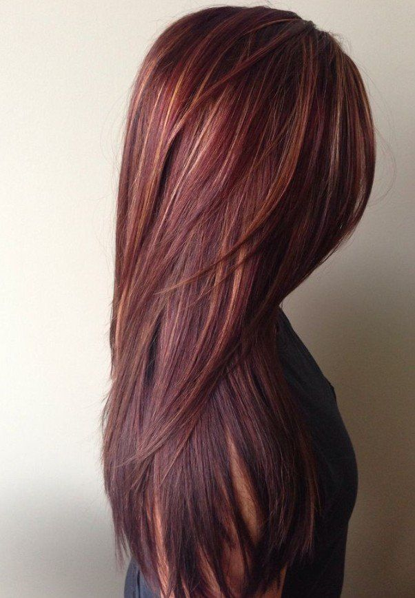 Sexy hair colors and styles