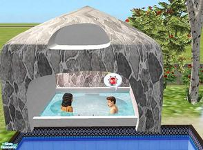 Sims 2 objects swinger hot tub