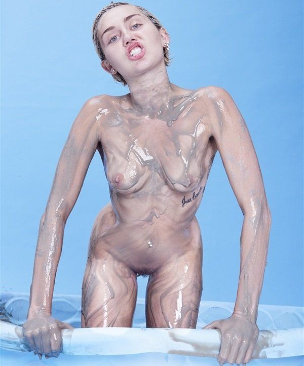 Opinion you porn naked cyrus miley nude can not take