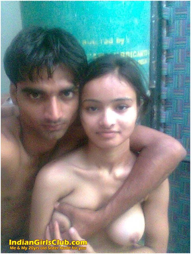 Young indian sister naked