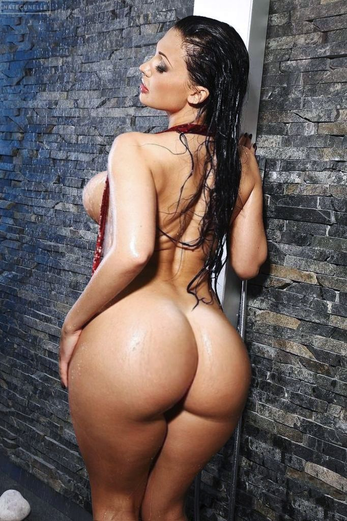 Naked thick chicks booty for