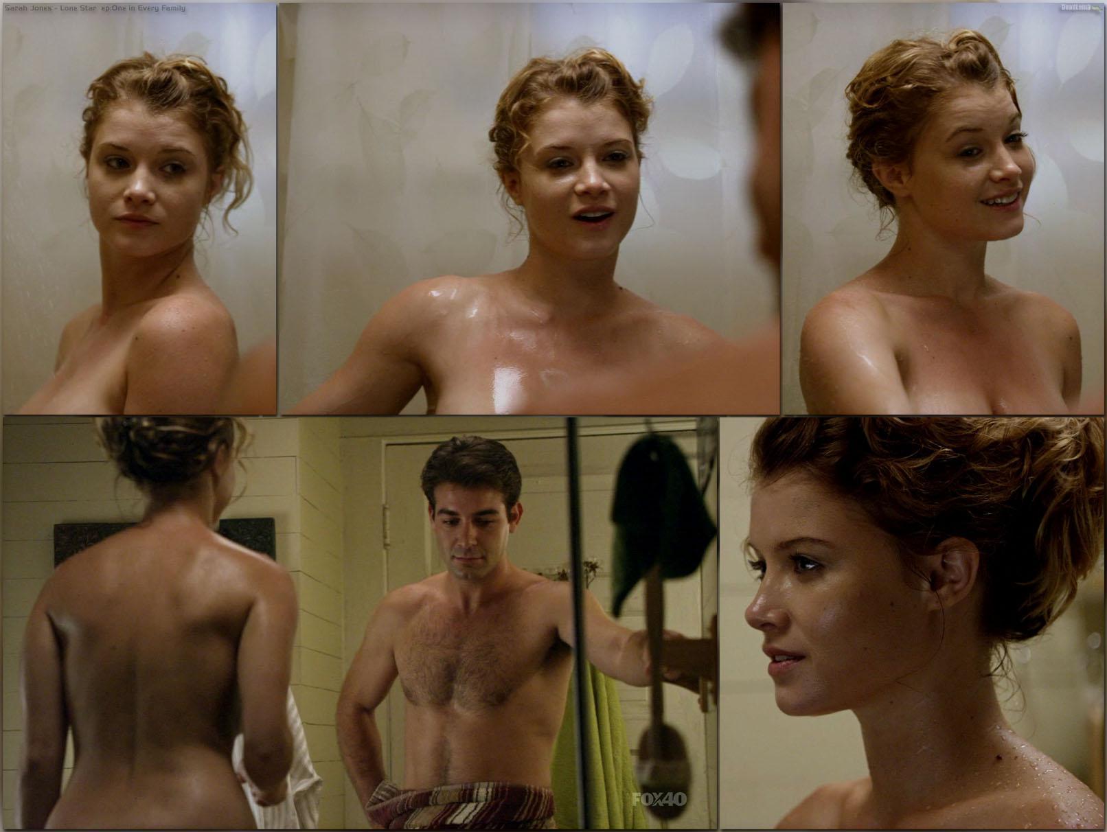 Pics of sarah jones breasts